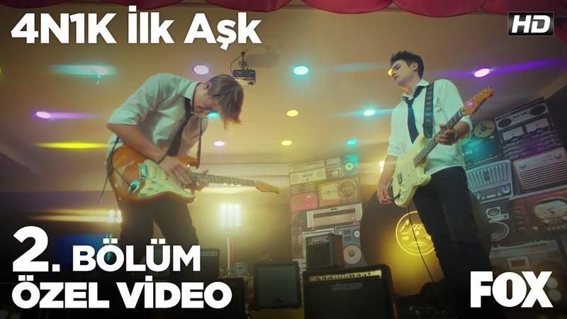 4N1K İlk Aşk 2. Bölüm Ön İzleme videosu yayında!