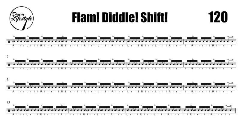 Flam Diddle Shift