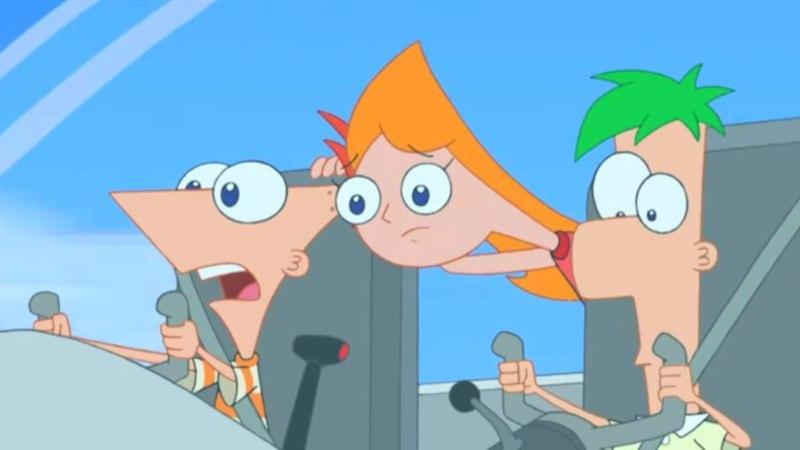 Финес и Ферб - Лето - твоя пора часть 1, 2 | Лучший мультфильм Disney (2 Сезон 31 серия)