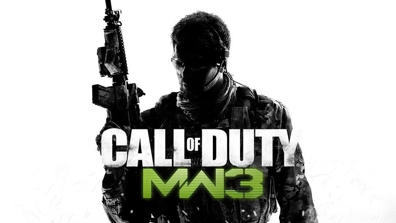 Call of Duty: Modern Warfare 3 - Соуп, Держись Друг! №1