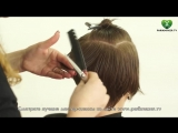 Женская стрижка с ассиметрией | Стрижка москвичка