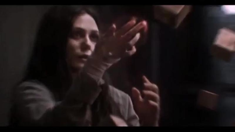 Scarlet Witch × Wanda Maximoff