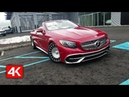 MERCEDES MAYBACH S 650 CABRIOLET - IN DEPTH 4K WALKAROUND STARTUP EXTERIOR LUXURY INTERIOR TECH HD