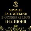 Summer Ball-Weekend