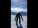 Бёрпи на высоте 3845 м