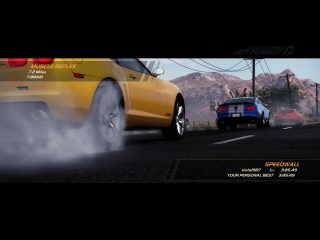 MUSCLE REFLEX (WTF?!) - Need For Speed Hot Pursuit 2010