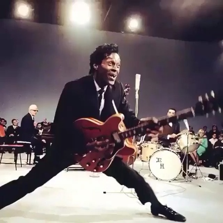 Musical Nation on Instagram ⚡⚡ The Legendary Chuck Berry DM us to Purchase a Guaranteed Feature Video By @RockArchives talentedmusicians