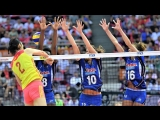 TOP 10 Attack on a Triple Block. Best Volleyball Spike. Womens Volleyball.