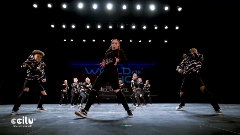 Prodigy Dance Crew _ 1st Place Junior _ Winners Circle _ World of Dance Las Vega