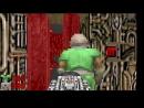 Выживание Brutal Doom 2 на хардкоре с напарниками[64 Уровень]