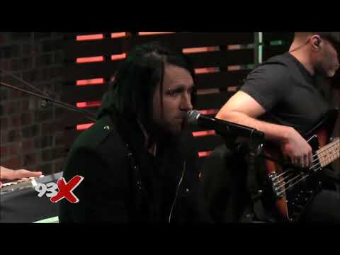 Three Days Grace Love Me or Leave Me Live at 93X 2018
