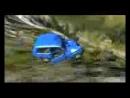 Замедление аварии BeamNG катастрофы страшные ДТП на трассе Гоночные игры для мальчиков Тачки машинки 144 X 176 .3gp