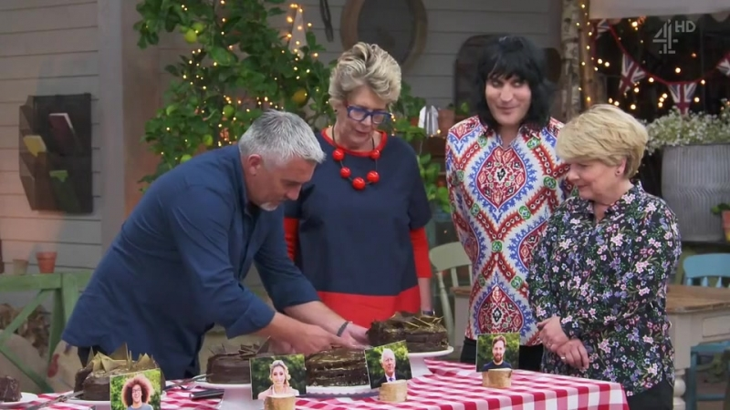 The Great British Bake Off- The Great Celebrity Bake Off For Stand Up To Cancer - Part 2
