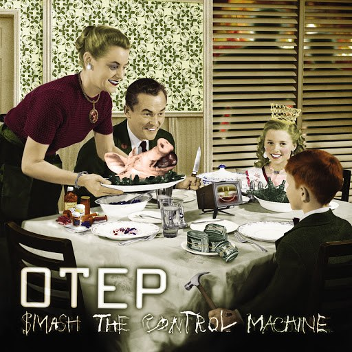 Otep альбом Smash The Control Machine