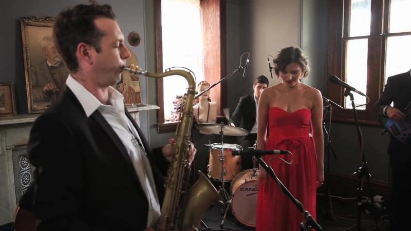 Aqua De Beber - Drinking Water by Antonio Carlos Jobim - Stringspace Jazz Band