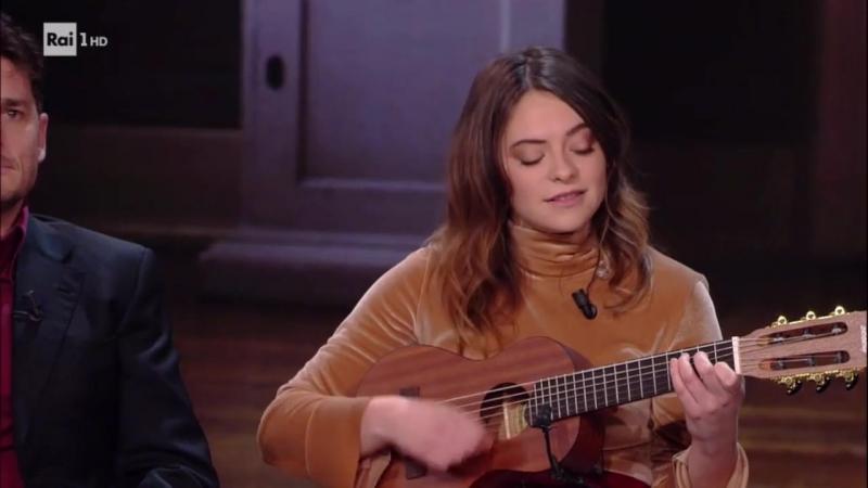Francesca Michielin - Nessun grado di separazione - Acoustic (Che fuori tempo che fa - 14.01.18)