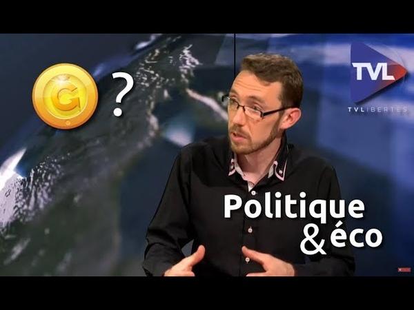 Politique éco n°173 : Une monnaie libre alternative a la monnaie des banques