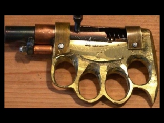 Самые чудовищные пистолеты и револьверы мира