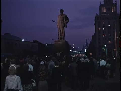 Маяковского пл как бы 1958 1979 Москва слезам не верит 1 серия