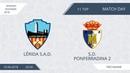 AFL18. Spain. Segunda. Day 11. Lérida S.A.D. - S.D. Ponferradina-2.