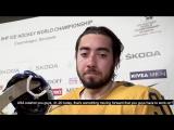 Мика Зибанежад о победе в полуфинале