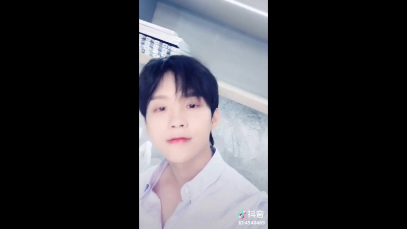 [Zhou Yanchen] доуинь яньчэня 180605