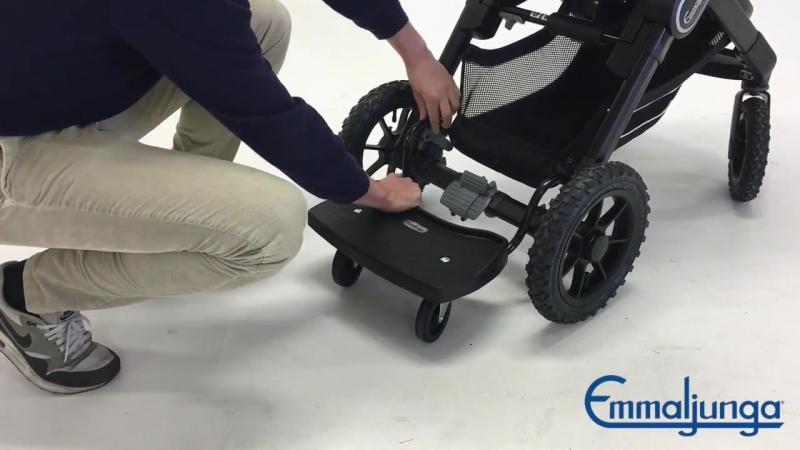 Emmaljunga Toddler roller