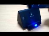 Колонка-усилитель подставка для смартфона