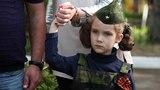 В Туле в детском саду «Радость моя» прошла акция «Бессмертный полк»
