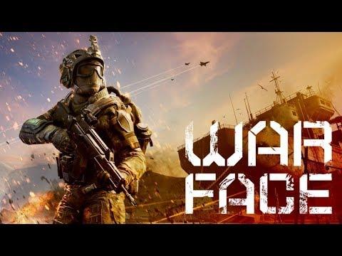 Warface.Поднимаем лигу на Рейтинговых Матчах