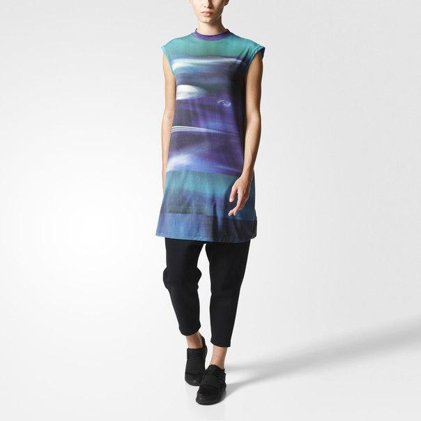 Платье Y-3 Continuum Tunic