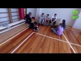 Спортивный мастер класс для сирот фонда Елизавета (проект Реальная жизнь)