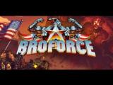 Играем с другом в Broforce