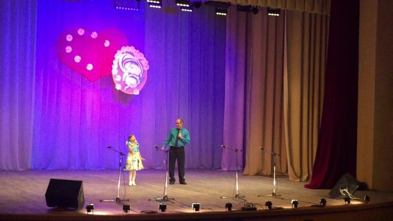 Олег и Виолетта Жуковы