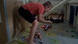 Die Nerf Schlacht zwischen rolloder X und Bau und Spiel mit mir (extrem)
