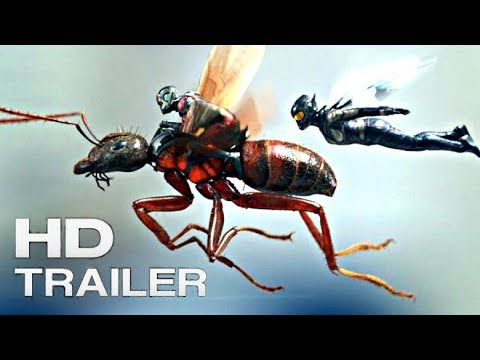 Marvel's Ant-Man and The Wasp - NEW Exclusive TV Spot [HD]