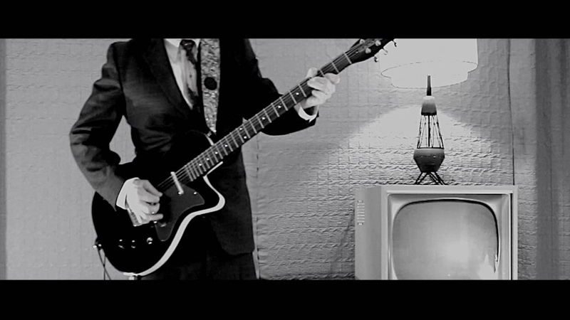 Rebel Rouser Live - Sean Ashby - Million selling Renowned Guitarist on Baritone guitar
