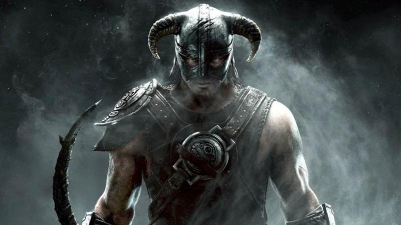 Ламповый стрим   The Elder Scrolls V: Skyrim