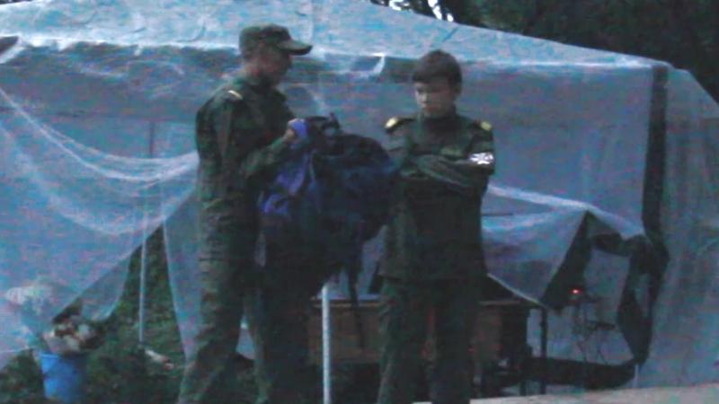 Сценка Ох и Ах коцерт в лагере Разведка 2018