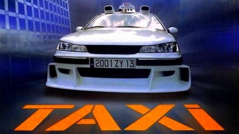 Такси Taxi 1998 Avaros