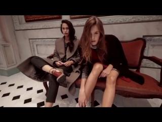 Anastasia & Darina for EMKA fashion #auroramodelmanagement #auroramm #auroramodels #auroragirl #emka