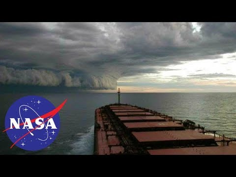 NASA PLAYS GOD! They Created Hurricane's Irma, Jose Katia?