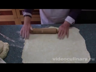 торт Наполеон классический