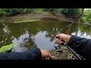 Столько щуки на микроречке я не ожидал ЖЕСТЬ Ловля щуки на воблер Рыбалка на спиннинг
