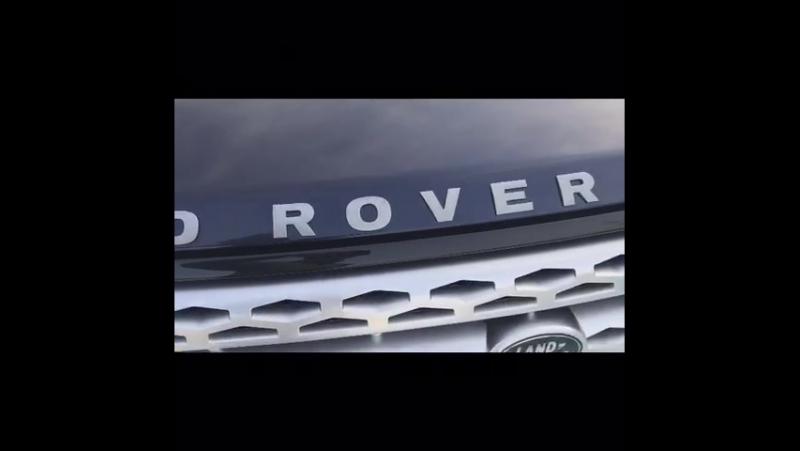 Land Rover конечный результат😎😎😎
