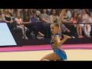 Арина Аверина - мяч многоборье Гран-при 2018 Холон