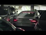 Рождественская гонка- новый рекламный ролик Audi