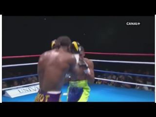 Hassan N'Dam vs Alfonso Blanco
