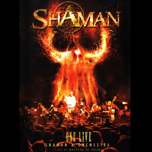 shaMan альбом One Live: Shaman & Orchestra (Live at Masters of Rock)