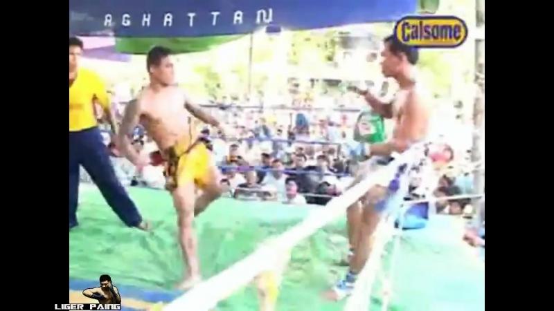 Бирманский бокс Лучшие фрагменты боев
